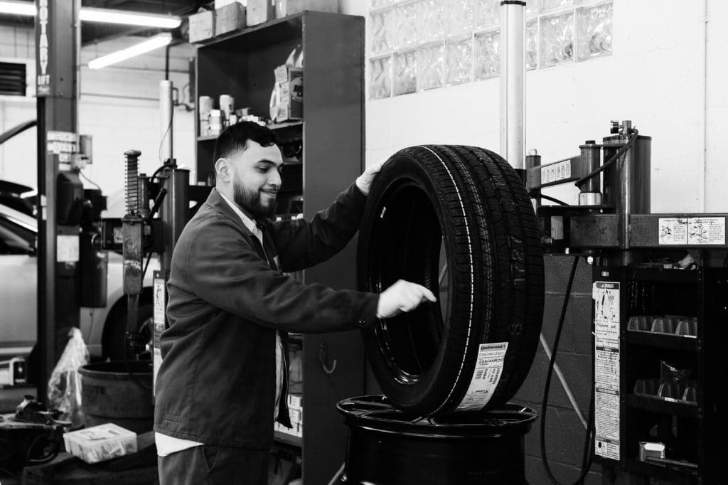 spring tire maintaince